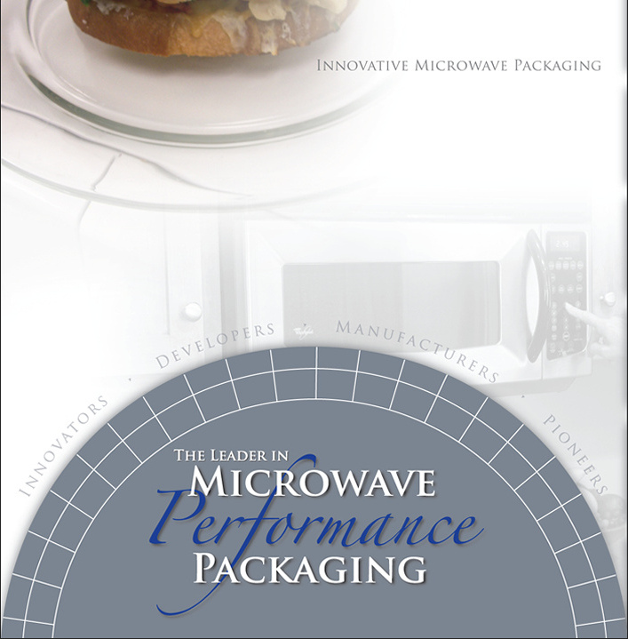 Inline Packaging - Microwave Susceptor Food Packaging